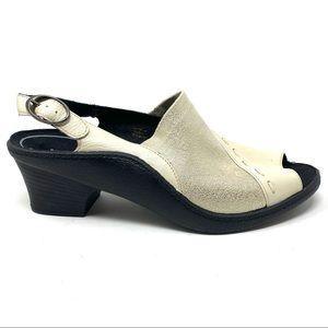 Romika Naddel beach slingback sandals